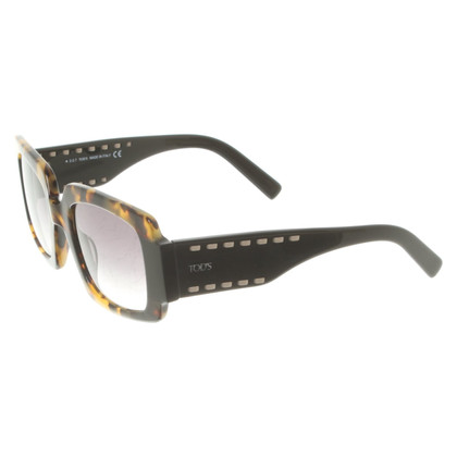 Tod's Sunglasses with pattern