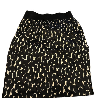 Steffen Schraut skirt with pattern