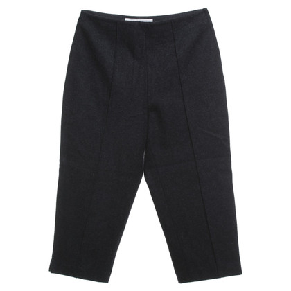 Miu Miu trousers in dark gray