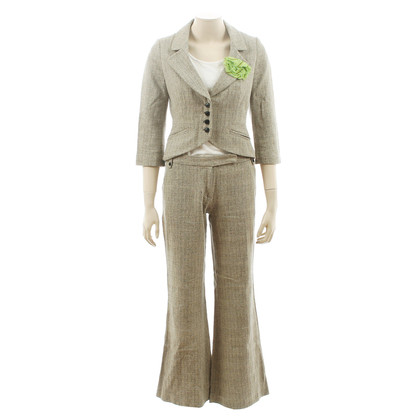 By Malene Birger Suit in a mottled look