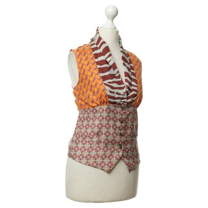Etro Vest patterns