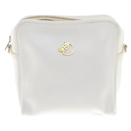 Hermès Vintage Bag in White
