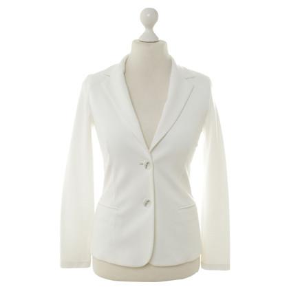 Piu & Piu Witte Blazer