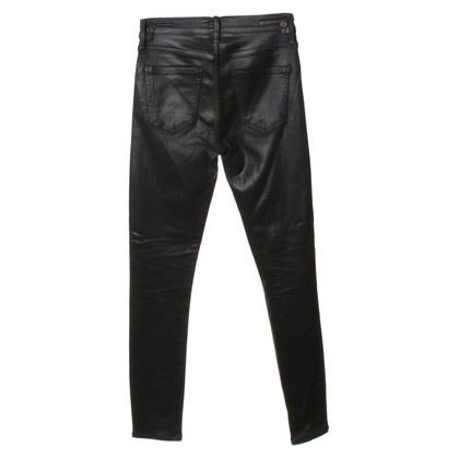 Citizens of Humanity Jeans with a waxed surface