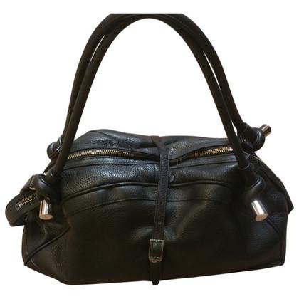 Versace borsa in pelle