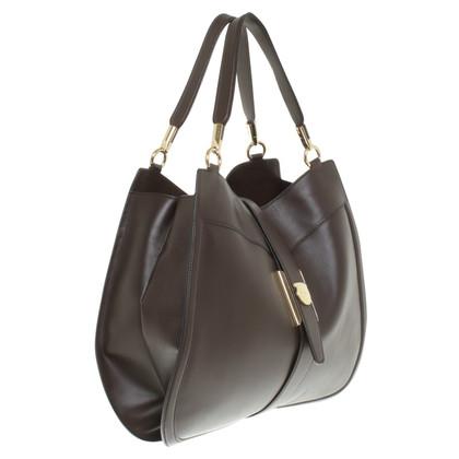 Salvatore Ferragamo Handbag in dark brown