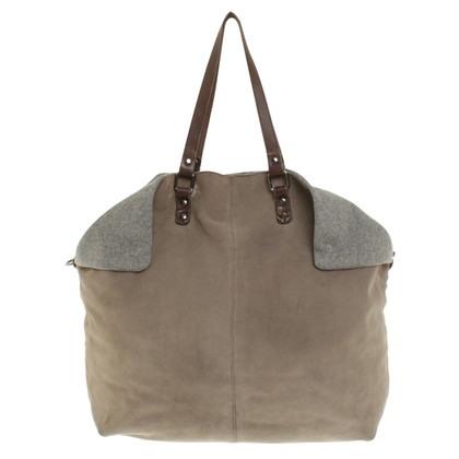 Marc Cain Handbag made of suede