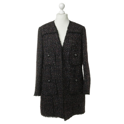 Basler Coat in Bouclé optics