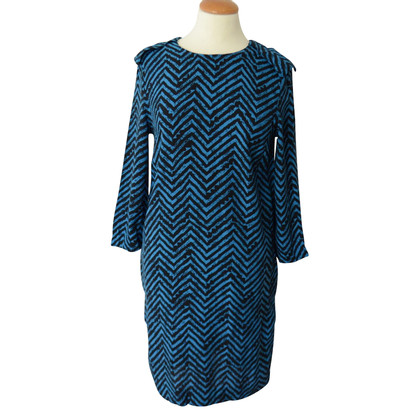 By Malene Birger Silk dress with print