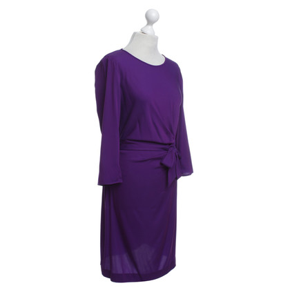 Diane von Furstenberg Dress in purple