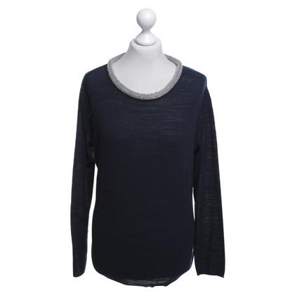 Andere Marke Gustav - Pullover in Dunkelblau