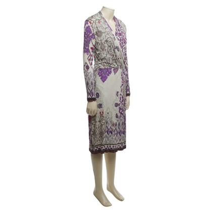 Etro Dress with pattern mix