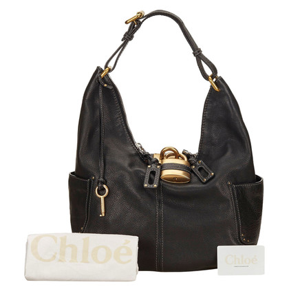 Chloé Leather Hobo Chloé Paddington