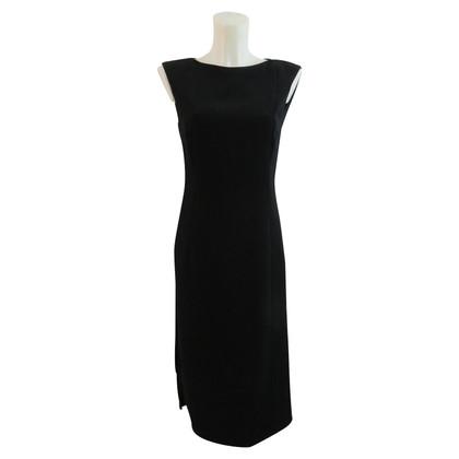 Jil Sander Midi schede jurk