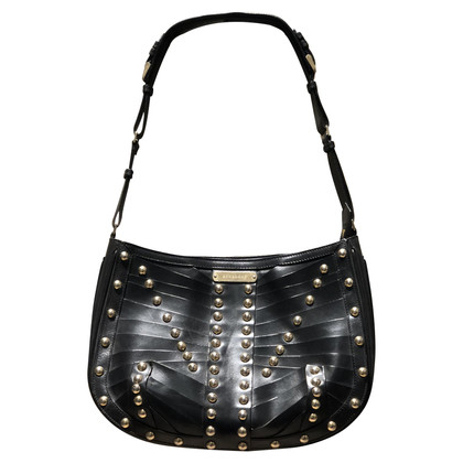 Burberry Bernerry bag with gold details