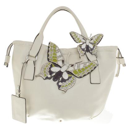 Karen Millen Handtasche in Beige