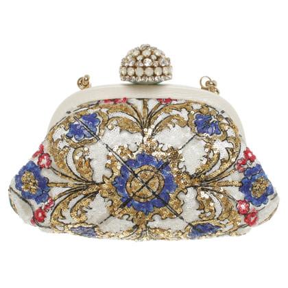 Dolce & Gabbana Kleine Handtasche in Multicolor