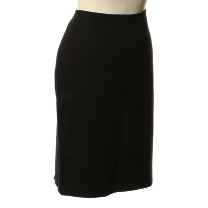 Balenciaga Pencil skirt in black