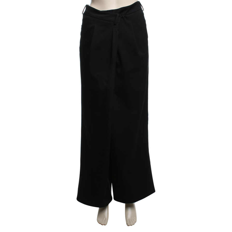 Maison Martin Margiela for H&M Wrap pants in black