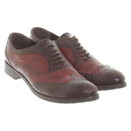 Konstantin Starke Leather lace-up shoes