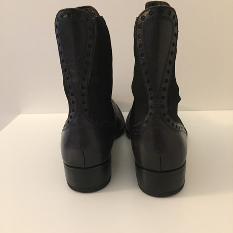Schwarz Dolce Dolce Chelsea Boots Boots Chelsea amp; Schwarz Gabbana Gabbana Dolce amp; 5qR4B4tp