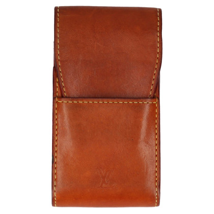 Louis Vuitton Cigarette case made of nomad leather