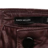 Karen Millen Jeans in Bordeaux