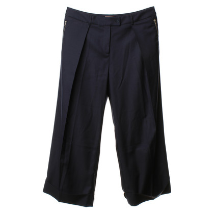 Preen Trousers in dark blue