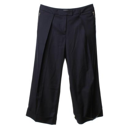 Preen Pantaloni blu scuro