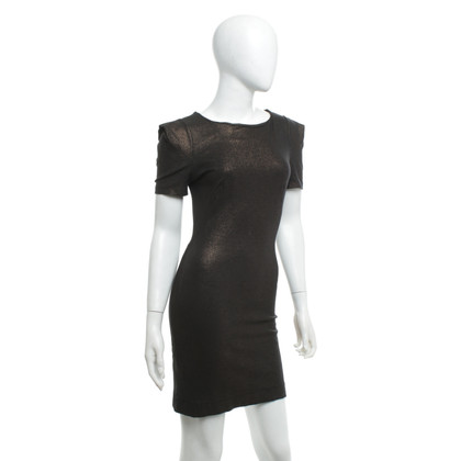 French Connection Dress with metallic detail
