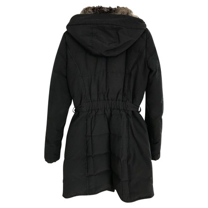 Woolrich Down parka with fur hood