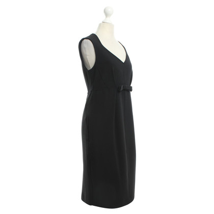 Twin-Set Simona Barbieri Sheath Dress in Black
