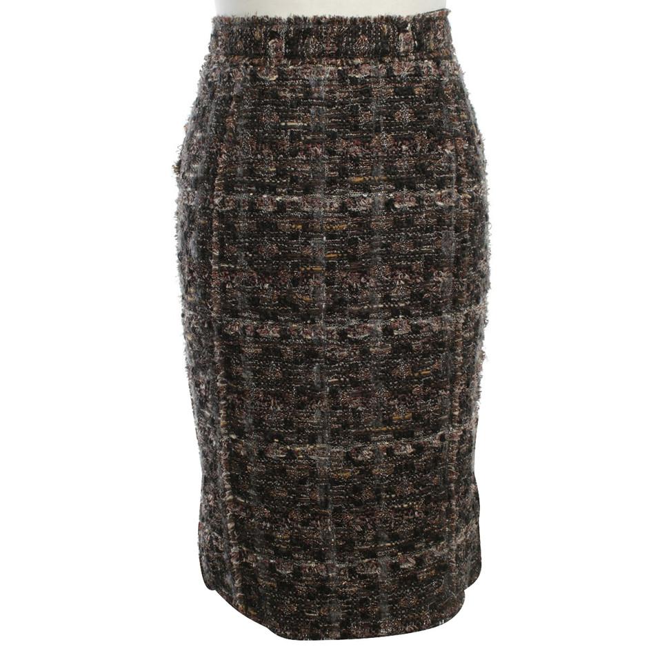 Dolce & Gabbana skirt in brown