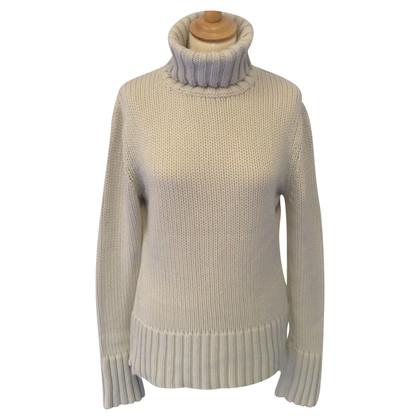 Iris von Arnim Cashmere sweater in beige