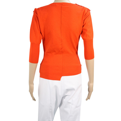 Karen Millen Pullover in orange