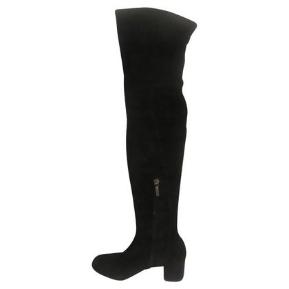 Dolce & Gabbana Overknee- Stiefel