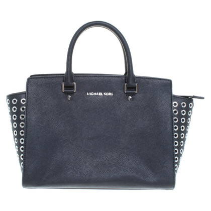 Michael Kors Black bag with rivets