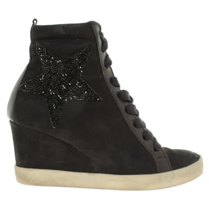 Kennel & Schmenger Piattaforma Sneaker in Black