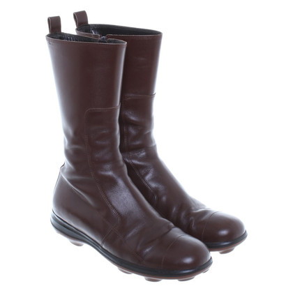 Miu Miu Boots in Brown