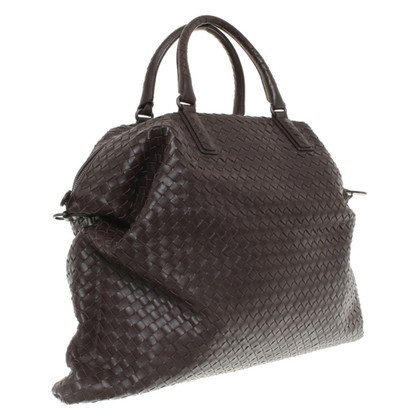 Bottega Veneta Shoppers in Bruin