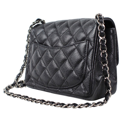 Chanel Mini Caviar Flap Bag