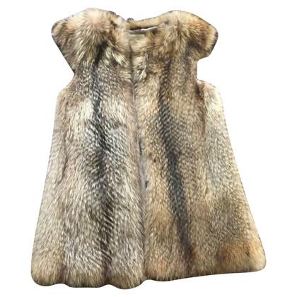 Max Mara Fur vest