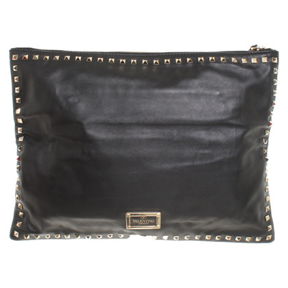 Valentino clutch made of leather