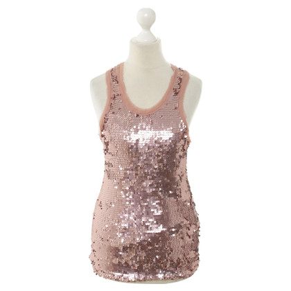 Plein Sud Top with sequins