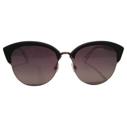 Christian Dior Grijze zonnebril