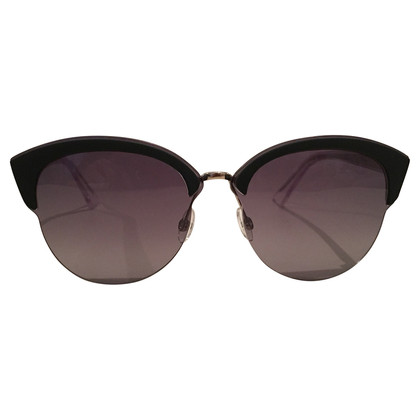 Christian Dior Graue Sonnenbrillen