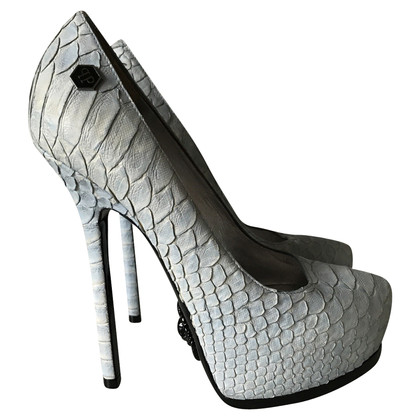 Philipp Plein pumps snakeskin
