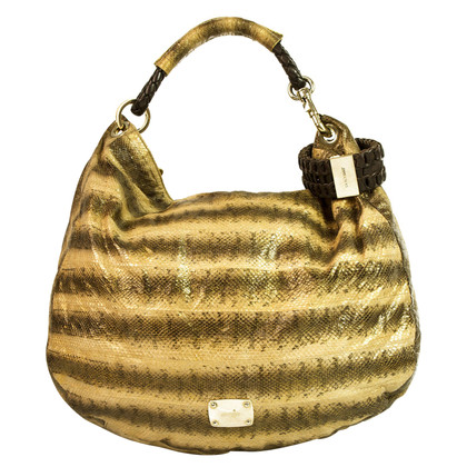Jimmy Choo Hobo Bag Snakeskin