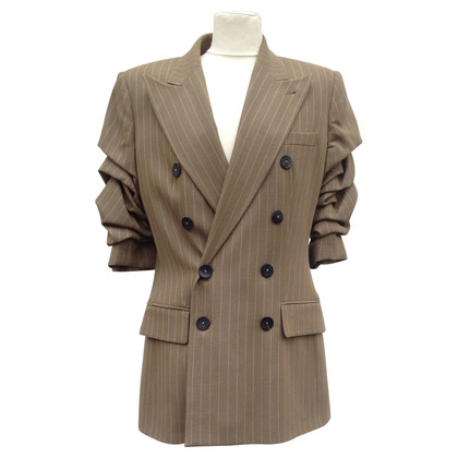 Jean Paul Gaultier Pin-stripe Blazer
