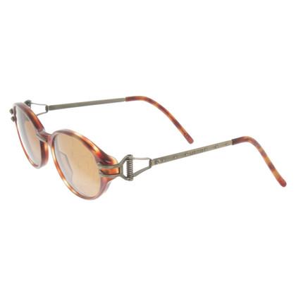 Jean Paul Gaultier Tortoiseshell sunglasses